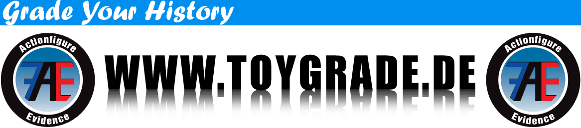 Toygrade | Action Figure Evidence